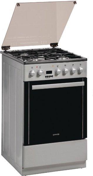 Gorenje K 56320 AX  Kuchnia gazowa  RTVAGD Sklep   -> Kuchnia Gazowa Gorenje Opinie