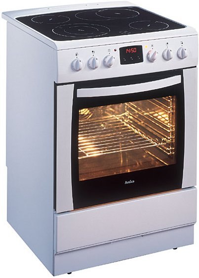 Amica 601CE3 434TaYKDW  Kuchnia elektryczna  RTVAGD Sklep Internetowy Merkury