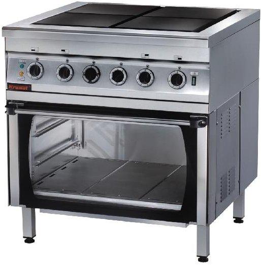 Kromet 000 KEZ 4u PE 2  Kuchnia elektryczna   # Kuchnia Elektryczna Najlepsza