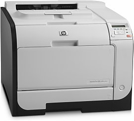 Drukarka laserowa HP ColorLJ PRO400 M451dn Printer CE957A
